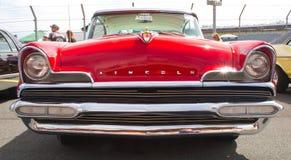 Klasyka Lincoln 1956 samochód Fotografia Royalty Free