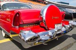 Klasyka Lincoln 1956 samochód Fotografia Stock