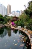 Klasyka ogród w mieście Fotografia Stock