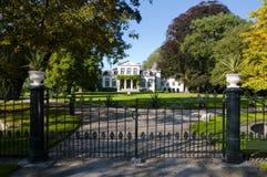 klasyka ogródu domu ampuła Zdjęcie Royalty Free