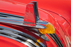 Klasyka Pontiac 1953 samochód Zdjęcie Royalty Free