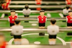 Klasyka stołowy futbol zdjęcie stock