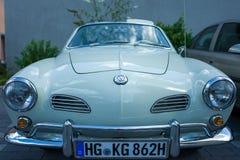 Klasyka VW Karman samochód Obraz Royalty Free