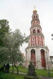 klasztor 20 novodevichy Obrazy Royalty Free