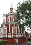 klasztor 9 novodevichy Obrazy Royalty Free
