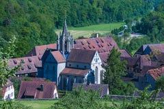 klasztor bebenhausen Obrazy Royalty Free