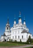 klasztor blagoveschenskiy Obrazy Royalty Free