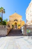 Klasztor Capuchin Friars w San Remo, Włochy zdjęcia stock