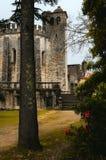 Klasztor Christ, antyczny templar forteca i monaster w Tomar, Portugalia zdjęcie stock