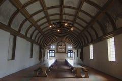 Klasztor Chrystus Tomar Portugalia Fotografia Royalty Free