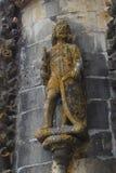 Klasztor Chrystus Tomar Portugalia Zdjęcia Stock