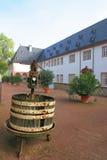 klasztor eberbach obrazy royalty free
