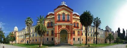 klasztor jest stary Fotografia Stock
