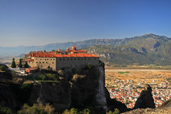 klasztor meteor Zdjęcia Royalty Free