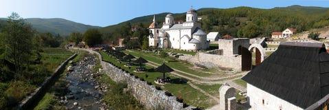 klasztor mileseva Obraz Stock