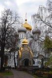 klasztor Moscow novodevichy Fotografia Stock