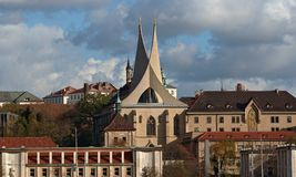 klasztor po benedyktyńsku Zdjęcie Royalty Free