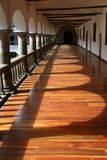 klasztor Quito Obrazy Royalty Free