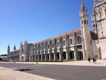 Klasztor San Jeronimo Obraz Stock