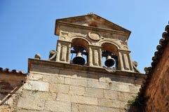 Klasztor San Pablo, Monumentalny miasto Caceres, Extremadura, Hiszpania zdjęcie royalty free