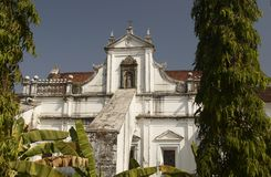klasztor Santa Monica Zdjęcia Stock