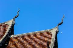 Klasztorni dachy Obraz Royalty Free