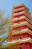 klasztoru buddhas 10 tysięcy zdjęcia stock