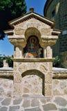 klasztory meteoru greece Zdjęcie Stock