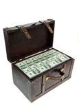 klatka piersiowa dolar zdjęcie royalty free
