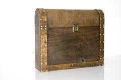 klatka piersiowa drewniana Zdjęcie Royalty Free