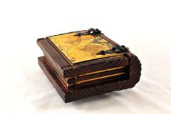 klatka piersiowa drewniana Obrazy Royalty Free
