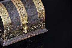 klatka piersiowa stara Zdjęcie Stock