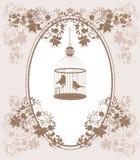 klatka rocznik Zdjęcia Royalty Free