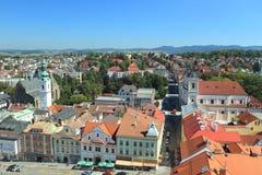Klatovy-Landschaft Stockfotos