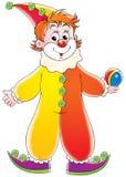 klaun Fotografia Royalty Free