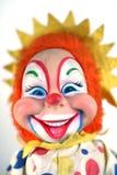 klaun rocznik lalki Fotografia Royalty Free