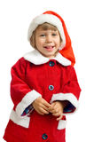 klaus ・小的圣诞老人 库存图片