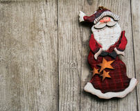 klaus ・圣诞老人 免版税库存图片