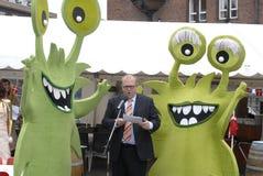 Klaus Bondam Lord mayor Stock Photo