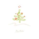 klaus santa för frost för påsekortjul sky vektor illustrationer