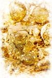 klaus santa för frost för påsekortjul sky Fotografering för Bildbyråer