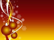klaus santa för frost för påsekortjul sky Royaltyfri Fotografi