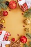 klaus santa för frost för påsekortjul sky julen dekorerar nya home idéer för garnering till vita röda stjärnor för abstrakt för b Royaltyfria Bilder