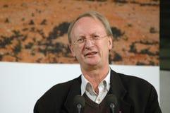 Klaus Staeck Stockbild