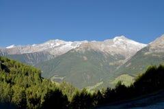 Klausberg, Ahrntal, alt Adige, Włochy Zdjęcie Stock
