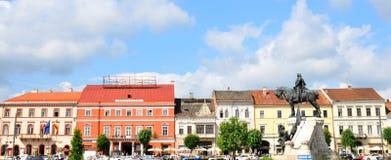 Klausenburg Napoca, Rumänien Stockfotografie