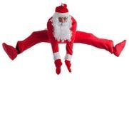 klauzula Santa Zdjęcia Royalty Free