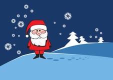 klauzula Santa Fotografia Stock
