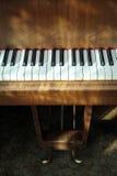 Klavier Stockfotos
