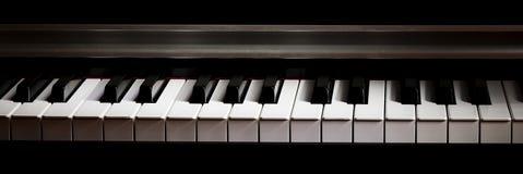 Klavier Stockbild